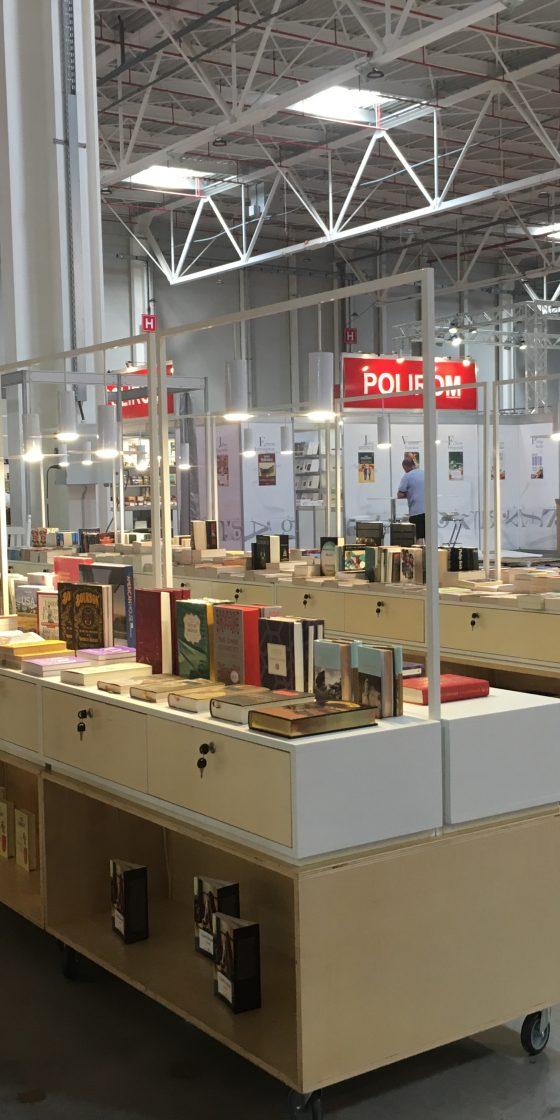 Standul Cărturești, Bookfest carturesti bookfest 2 560x1120