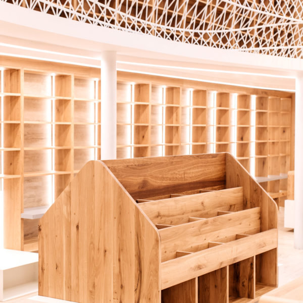 Libraria Carturesti-Timisoara-Piata Operei  Carturesti library-Timisoara-Piata Operei libraria carturesti timisoara piata operei 04 600x600